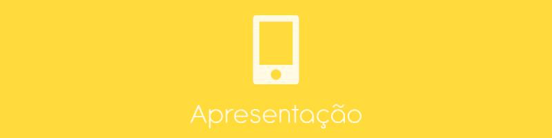 icon apresentação